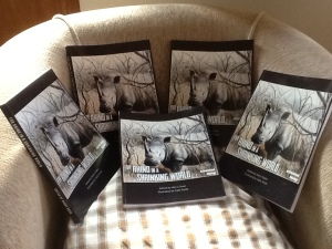 World Book Day, 23rd April 2013 - the perfect day for the rhino anthology to be born!